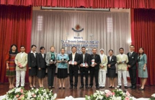 วพบ.นครราชสีมา แลกเปลี่ยนทางวิชาการและศิลปวัฒนธรรมกับวิทยาลัยสุขภาพมาทาราม สาธารณรัฐอินโดนีเซีย