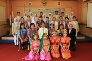 ศึกษาดูงาน ณ สาธารณรัฐอินโดนีเซีย